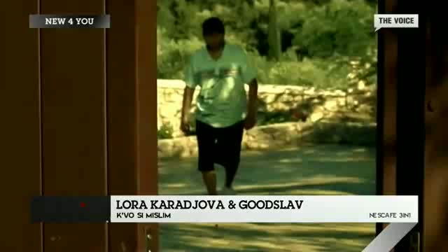 video Lora Karadjova - K