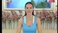 video Ebru Şallı İle Pilates 12 Mart 2010