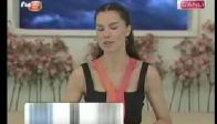 video Ebru Şallı İle Pilates 15 Mart 2010