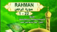 video Abdulbasit Abdussamed - Rahman Suresi
